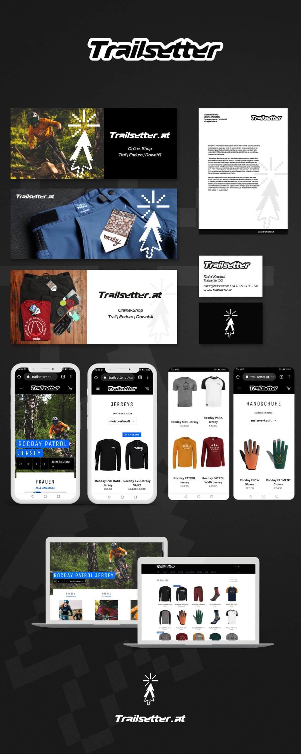 Trailsetter - MTB Bekleidung