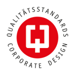 Qualitätsstandards Corporate Design